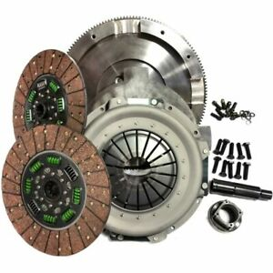 Valair Street Dual Disc Clutch Nmu60dds Org For 03 10 Ford 6 0l 6 4l Powerstroke