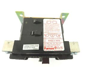 Furnas Thermal Overload Relay 48gc37aa4 120vac Coil