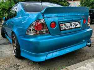 For Lexus Is200 Is300 Altezza Rear Boot Trunk Spoiler Ducktail Wing