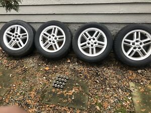 4 Used 2001 Range Rover Oem 18 Inch Wheels And Tires