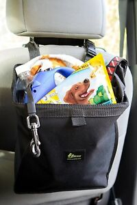 Zuitcase Watertight Car Litter Bag Car Seat Back Organizer 3 Gallon Car Trash