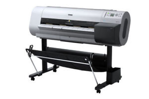 Canon Imageprograf Ipf710 36 Wide Large Format Plotter