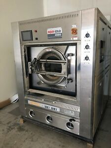 Aqua Solo Wet Cleaning Dry To Dry Machine