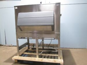 follett Its1350sg 60 Hd Commercial nsf 1300lbs Ice Storage Transport System