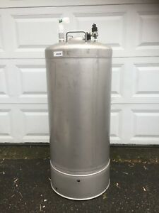 Alloy Products 140 Liter Stainless Pressure Vessel Brewing Foamer Wine