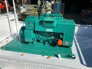Onan Electric Generator 12 5 Kw With Service Trailer Trailer M