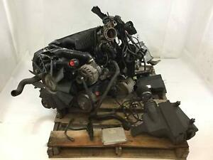 Engine And Manual Transmission Swap Bmw M3 96 99 3 2l S52 180000 Miles teseted