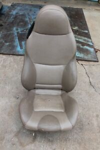 Oem Bmw Z3 96 02 Right Passenger Front Sport Seat Cushion Beige Leather