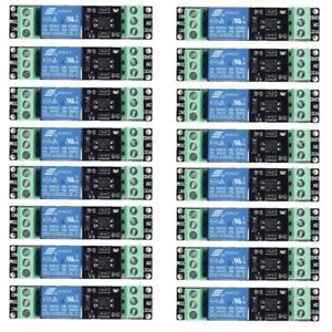 20x Relay High Level Driver 3v Optocouple Relay Isolated Module For Arduino Lot