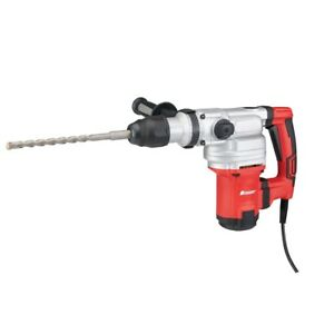 Sds Max type Pro Variable Speed Rotary Hammer Kit 10 5 Amp 1 9 16 In Drill Wood