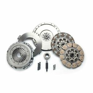 South Bend Street Dual Disc Clutch Kit Sfdd3250 6 For 99 03 Ford 7 3 Powerstroke