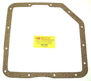 New Gm 350 Turbo Th350 Automatic Transmission Oil Pan Gasket Cork Style 69 86