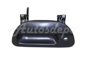Tailgate Handle Black W Keyhole For Ford F150 F250 1997 2003 Super Duty 99 07