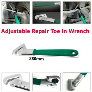 Professional Car Truck Adjustable Toe Wrench Wheel Alignment Repair Wrench Tool
