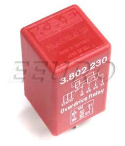 New Volvo Overdrive Relay 28433805 3523805 244 245 740 745 760