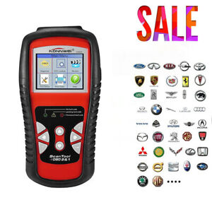 Obdii Car Diagnostic Scanner Tool Fault Code For Mercedes Benz