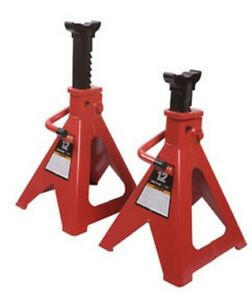 6 Ton Jack Stands Pair Suu 1006 Brand New