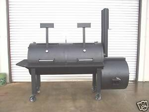 New Custom Bbq Pit Smoker Smoker And Charcoal Grill
