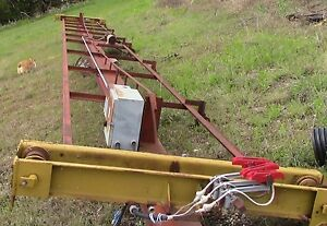 Budgit Electric Chain 2 Ton Hoist With Beam 43
