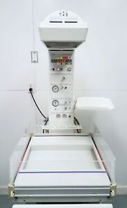 Hill rom Drager Air shields Resuscitaire Rw82vha 1 Infant Incubator Warmer