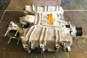 2017 2018 Audi Q7 3 0l V6 Supercharger Part 06e145601am 06e145601bf Oem