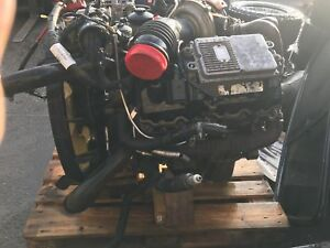 2005 2007 Ford F250 F350 F450 F550 6 0l Powerstroke Complete Engine Tag As43838