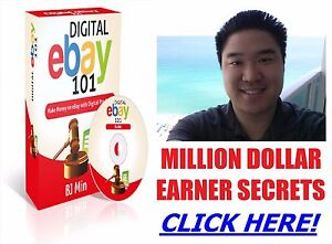 Make Money On Ebay Million Dollar Earner Online Business Internet Marketing