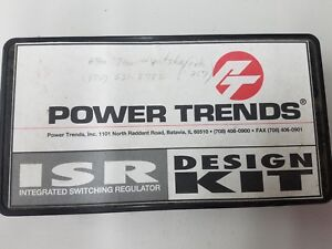 Power Trends Integrated Switching Regulator Design Kit Over 12 Part Numbers