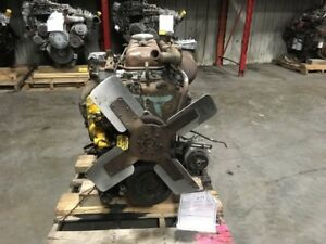 Used Detroit 4 71 Diesel Engine 4 Cylinder Non Turbo All Complete