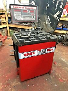 Coats 1025s Solid State Wheel Tire Balancer Machine 55