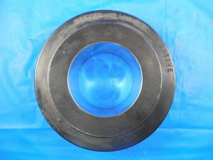 2 100 Smooth Plain Bore Ring Gage 2 125 025 Undersize 2 1 8 Lincoln Gage