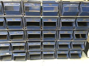 28 stack Bin 4 Nut And Bolt Storage