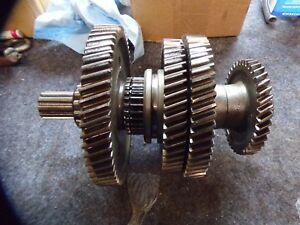Ford Jubilee Naa 600 621 641 Tractor Transmission Bottom Gears