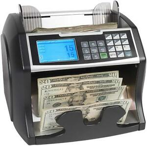 Royal Sovereign Money Counting Machine High Speed Bill Counter Front Load