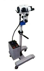 Colposcope Portable 3 Step Magnification Light Source Cm 2000 Free Shipping