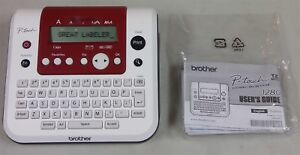 Brother Pt 1280sr P touch Electronic Labeling System Home Office Labeler