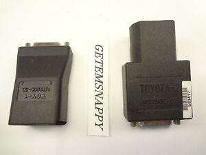 Snap On Toy 1 2 Toyota Adapters Mt2500 Solus Modis Ethos Verus Scanners Nice