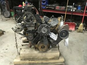 1986 Cat 3208 Diesel Engine All Complete And Run Tested