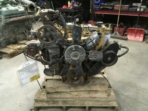 Cat 3208 Diesel Engine All Complete And Run Tested