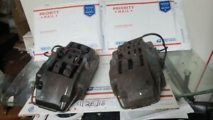2004 2010 Volkswagen Touareg 17z L R Brembo 6 Piston Front Brake Calipers