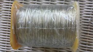 Belden 8020 1000 20 Awg Solid Tinned Copper Bus Bar Wire 1000ft Spool
