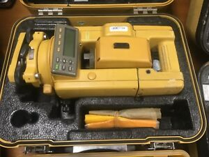 Topcon Gpt 1001 Total Station Surveying Instrument