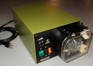 Watson Marlow 501u Peristaltic Pump Reversible Variable Speed Fully Tested