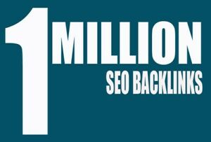1 Million Seo Backlinks 2 000 Social Bookmarks For 2 Sites Adult Accepted