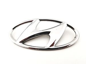 11 12 13 14 15 16 Hyundai Elantra Sedan Rear Oem Emblem Badge Symbol Logo 2011