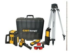 Rotary Laser Level Kit For Construction Grade Drop Ceiling System Interior Best
