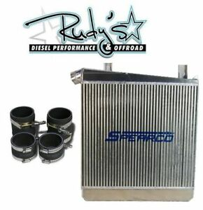 Turbonetics Spearco Intercooler Diesel Site Boot Kit Ford Powerstroke 6 4 08 10