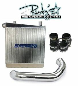 Spearco Intercooler Diesel Site Boot Kit Coldside Pipe Ford Powerstroke 6 4l