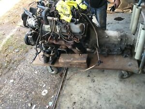 Used Ford 460 Complete Engine