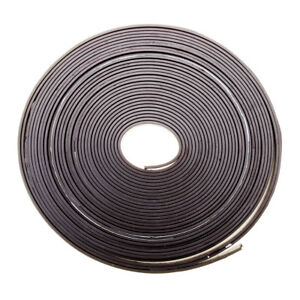 10m 32ft Self Adhesive Flexible Soft Rubber Magnetic Tape Neodymium Magnet Diy C